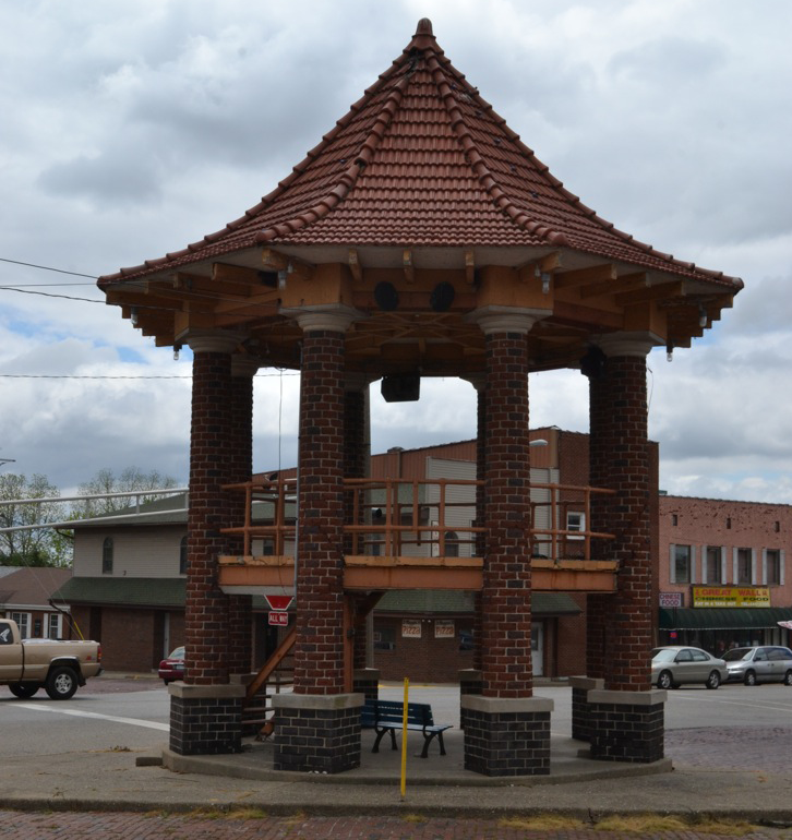 Albion Pagoda and Mineral Wells