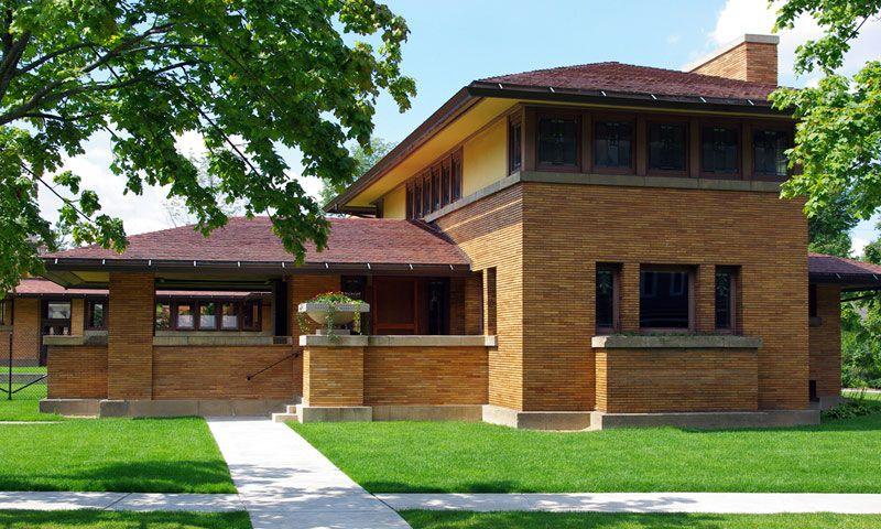 Darwin Martin Residences/Barton House FLLW